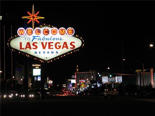 A Day in Las Vegas