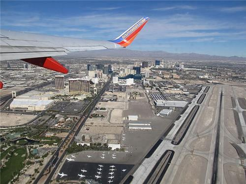 Getting In and Around Las Vegas